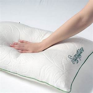 Protect a bed soft shredded memory foam position pillow for Best soft memory foam pillow