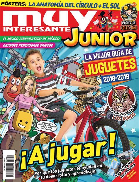 Muy Interesante Junior-Diciembre 2018 Magazine