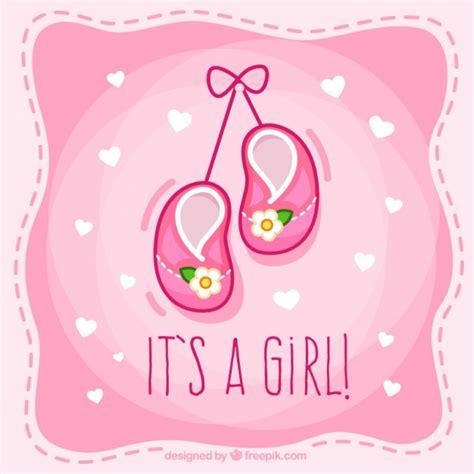 Fotos De Baby Shower by Tarjeta Linda De Bienvenida Del Beb 233 Para Ni 241 A Descargar