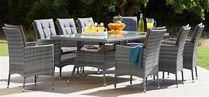 Tisch 8 Personen : gartenm belset santiago new 25 tlg 8 sessel tisch 200x100 cm polyrattan online kaufen otto ~ Markanthonyermac.com Haus und Dekorationen