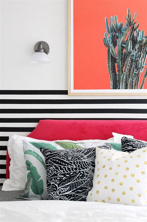 Designer Details Colorful Home by A Colorful Modern Bedroom Makeover Home Decor Home