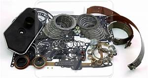 Ford Ranger A4ld Transmission Deluxe Rebuild Kit W   Bands