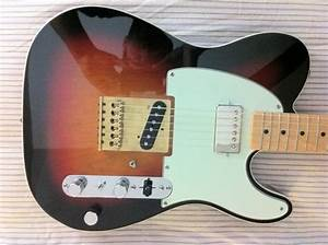 My Own Andy Summers Cvc Telecaster Custom Minus  10 000