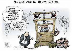 Rente Berechnen Mit 63 : rente mit 63 von schwarwel politik cartoon toonpool ~ Themetempest.com Abrechnung