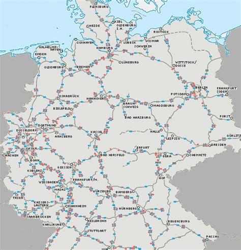 karte autobahnraststaetten deutschland  blog