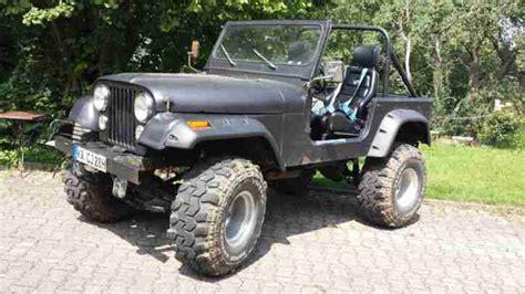 jeep gebraucht kaufen amc jeep cj 7 360er v8 h zulassung gro 223 topseller oldtimer car