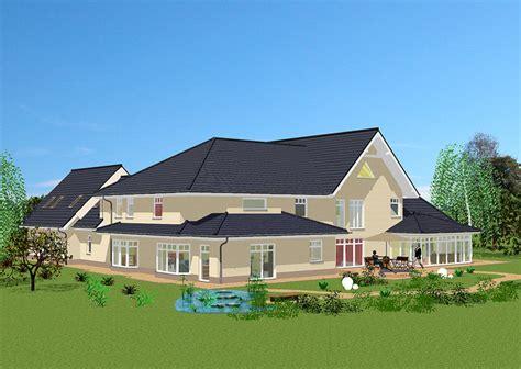 Häuser Mit Einliegerwohnung by Exklusives Landhaus Mit Einer 648 4 M 178 Gesamtwohnfl 228 Che