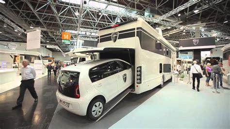 Auto Garage Stuttgart by Caravan Salon Zeigt Luxus Wohnmobile Zu Staunen