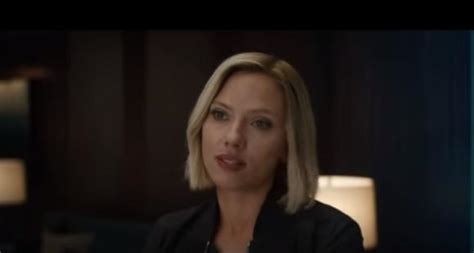 Avengers Endgame New Theory Points Towards Black Widow