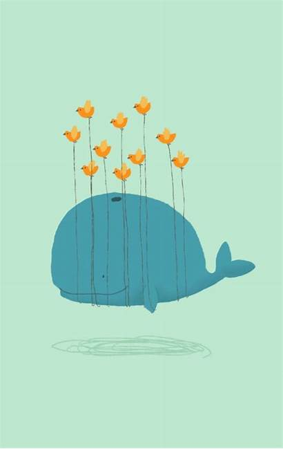 Vibes Wallpapers Happy Mobile Whale