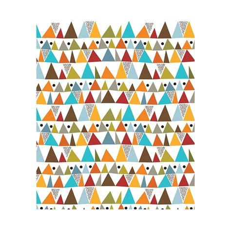 papier peint multicolore chambre lé de papier peint géométrique multicolore lilipinso