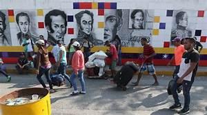 Los Marginados  Venezuela  Viajar A Las Ant U00edpodas Cruzando Solo Una Frontera