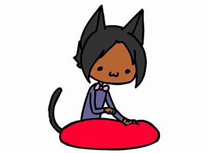 Clipart Detective Animation Yelling Transparent Cat Studio