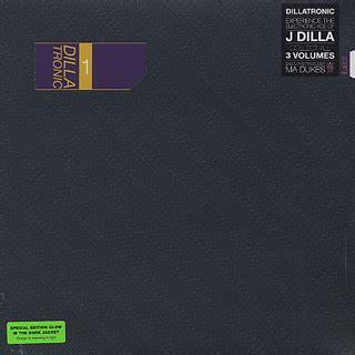J Dilla  Dillatronic Vol1 (lp), Vintage Vibez Music