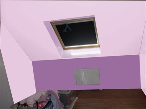 chambre bébé sous pente comment peindre une chambre sous pente chaios com