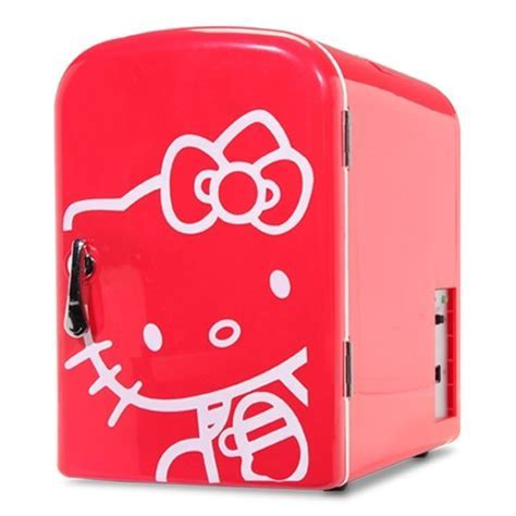 Hello Kitty Mini Fridge ? Gadgets Matrix