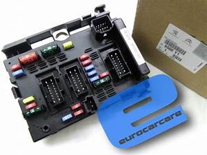 Citroen Xsara Engine Fuse Box