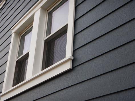 Azek Window Sill by This Royal Celect Siding Around The Window With Azek Trim