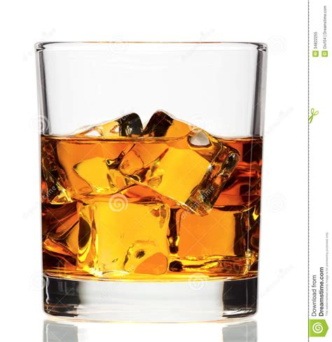 Whiskey On The Rock Royalty Free Stock Photo  Image 34822255