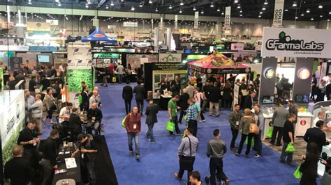World's Largest Cannabis Trade Show Aims To Make Las Vegas