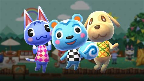 hottest animal crossing villagers  normative