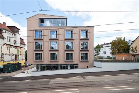 m architekten house elderly care facility f m b architekten archdaily