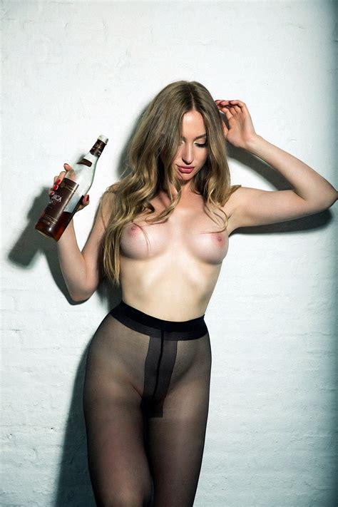 Naked Ekaterina Krarup Andersen Added 07192016 By Ka