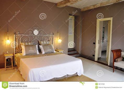 style chambre a coucher chambre à coucher de style cagnard photo stock image