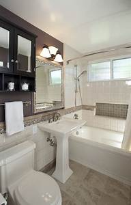 Hall bathroom remodel san jose ca traditional for Bathroom remodel san jose ca