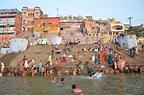 小馬 台灣吉普賽人: 印度恆河-最靠近死亡地方