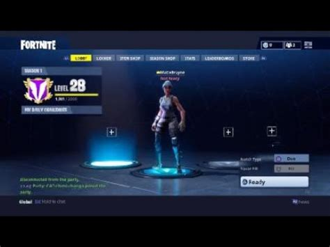 fix  profile  showing  fortnite