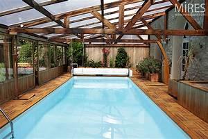 Petite Verrière Intérieure : piscine couverte c0133 mires paris ~ Zukunftsfamilie.com Idées de Décoration