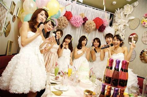 japanese trend alert wedding cosplay karaoke sbs popasia