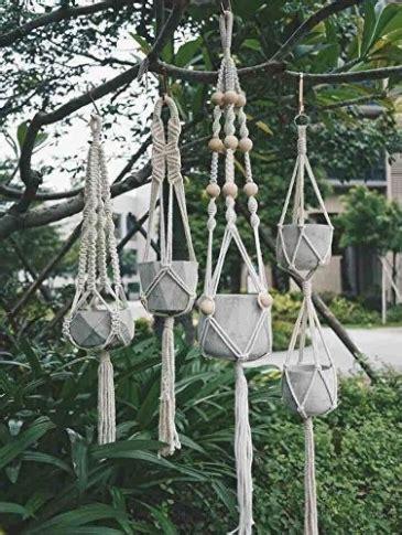 decorative plant hangers indoor 25 inspirations of outdoor plant hangers