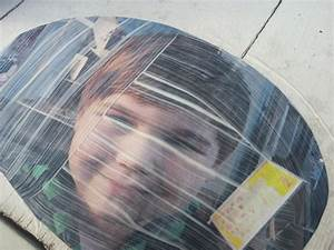 Tischplatte Wetterfest Selbst Gemacht : foto transfer dekorative au endeko mit fotos selbst gemacht ~ Orissabook.com Haus und Dekorationen