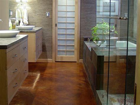 flooring ideas for bathroom bathroom flooring options hgtv
