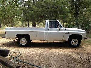 84 Chevy C20  U0026quot Scotty U0026quot
