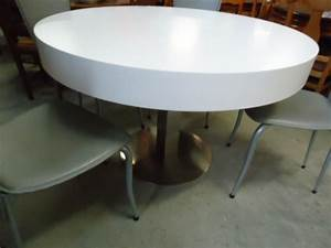 Table Ronde Pas Cher : table ronde discount table ronde pas cher 300 euros ~ Melissatoandfro.com Idées de Décoration