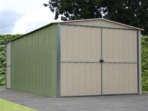 Box Auto Prefabbricati Costi by Costruire Un Garage Prefabbricato I Materiali E I Costi