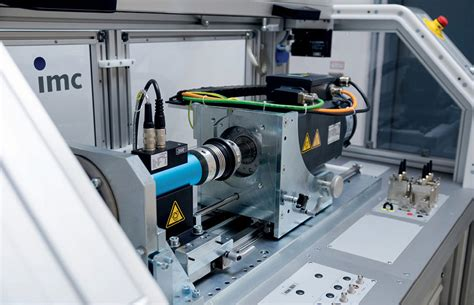 Electric Motor Development by Development Test Stands For E Motors Productive Testing