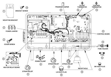 Iq 2020 Circuit Wiring Diagram circuit board 73223 iq 2020 model from tub spa