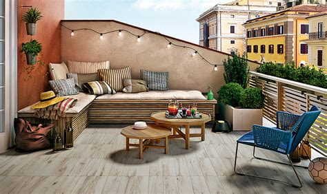 Arredo Terrazzo Design by Come Arredare Il Terrazzo Grande Casafacile