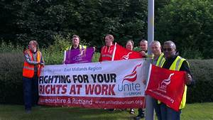 Another Strike For Argos At Magna Park Leicester