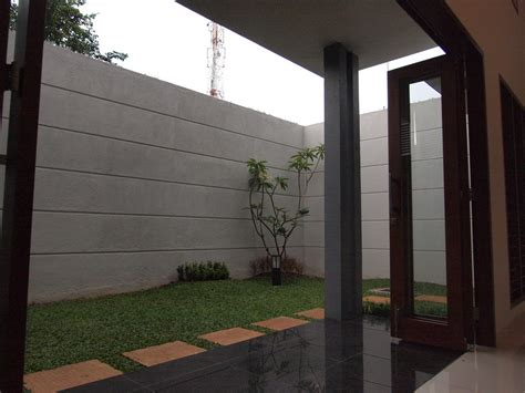 taman belakang rumah minimalis gallery taman minimalis