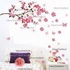 cherry blossom wall sticker ebay
