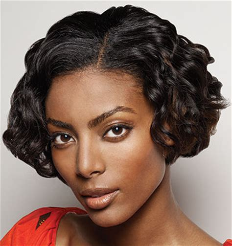 Black Hairstyles Pictures by Black Hair Weaves Styles With Pictures