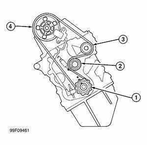 Service Manual  1993 Acura Vigor Timing Belt Replacement