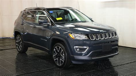 rhino jeep compass new 2018 jeep compass limited sport utility in braintree