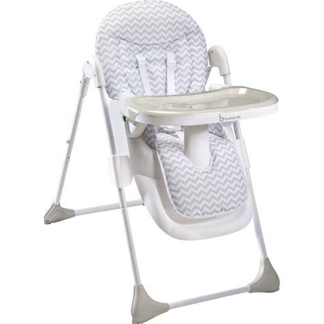 chaise haute grise n 1 bebe concept chaise haute pas chere de badabulle