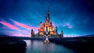 Disney, Castle, Wallpaper